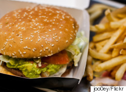 The Number Of Kids Eating Fast Food Is Falling