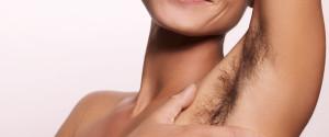 Armpit Hairy