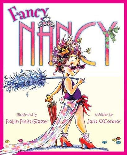Popular Children S Book Fancy Nancy To Hit The Small Screen