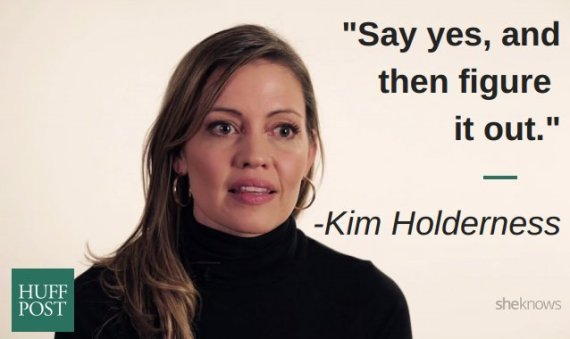 kim holderness