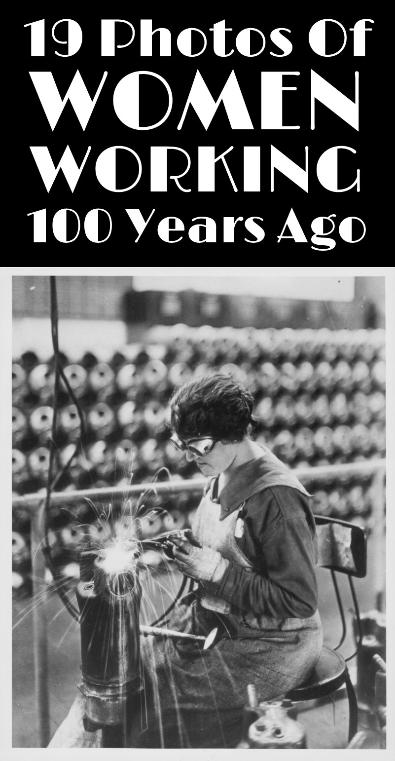 womenworking100yearsago