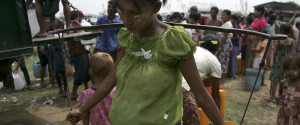 PREGNANT WOMAN WATER