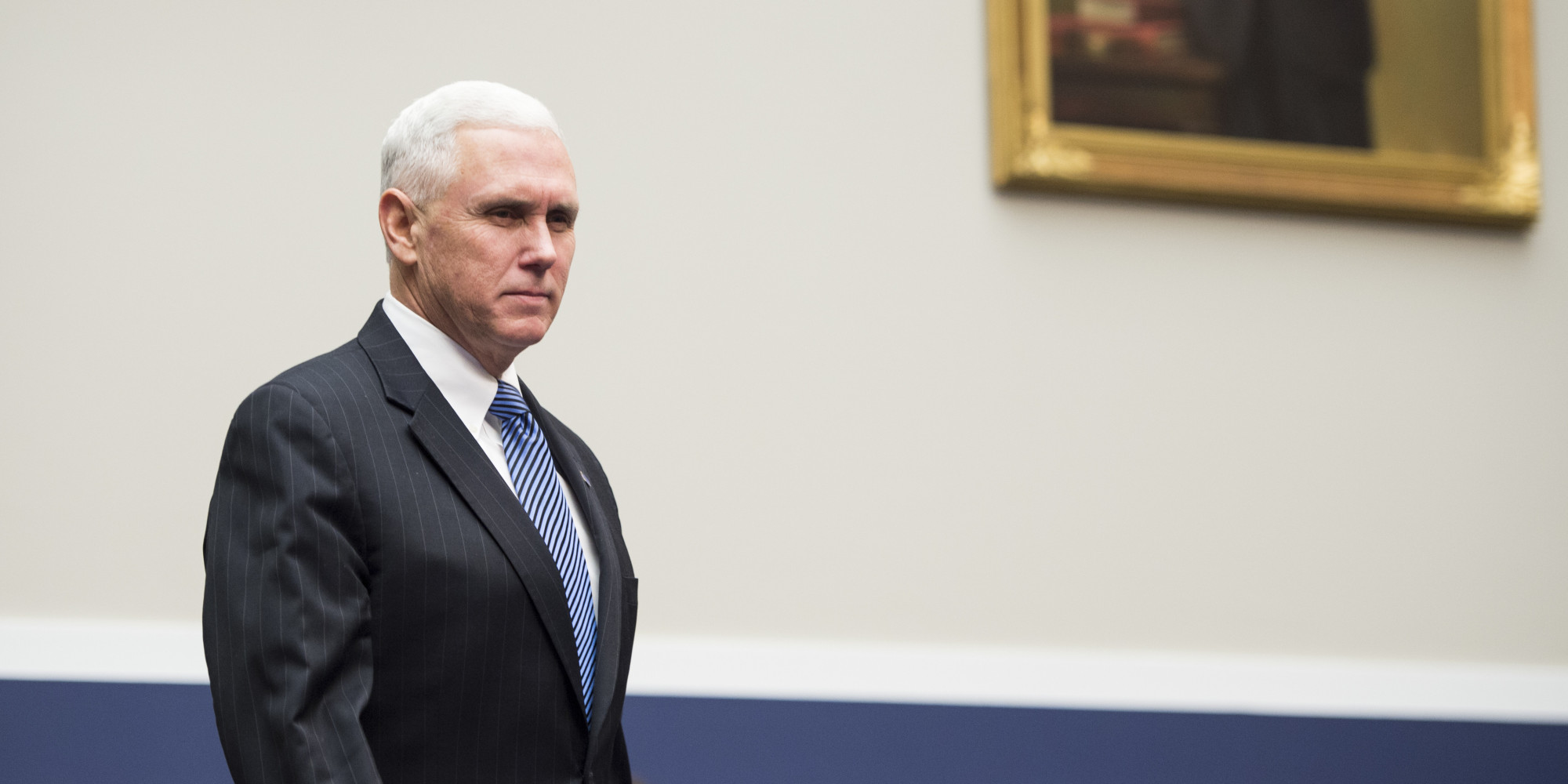 Mike Pence Dodges Criticism By Calling Critics Intolerant That Dog Won T Hunt Huffpost