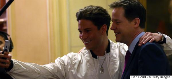 Nick Clegg Has Made A 'Reem' New Mate
