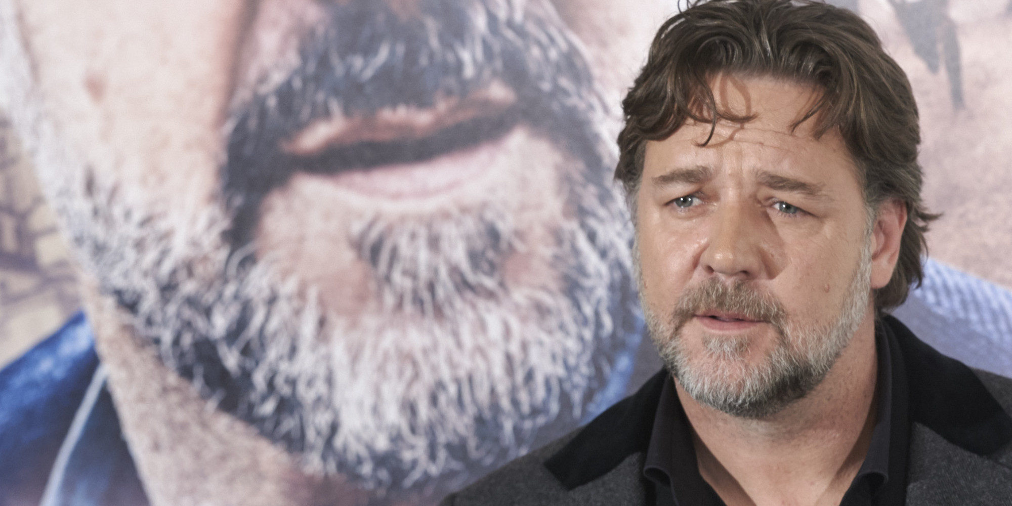 Russell Crowe Reveals ...