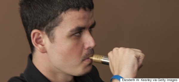 Changing Trends Show Many Teens Getting Hooked On E-Cigs