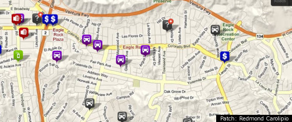 Los Angeles Crime Maps la