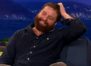 Galifianakis Father