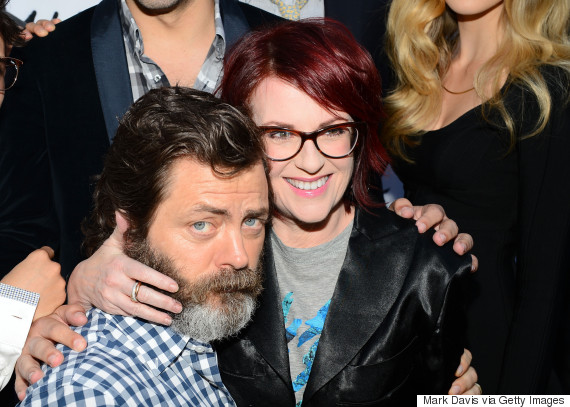 nick offerman mullally