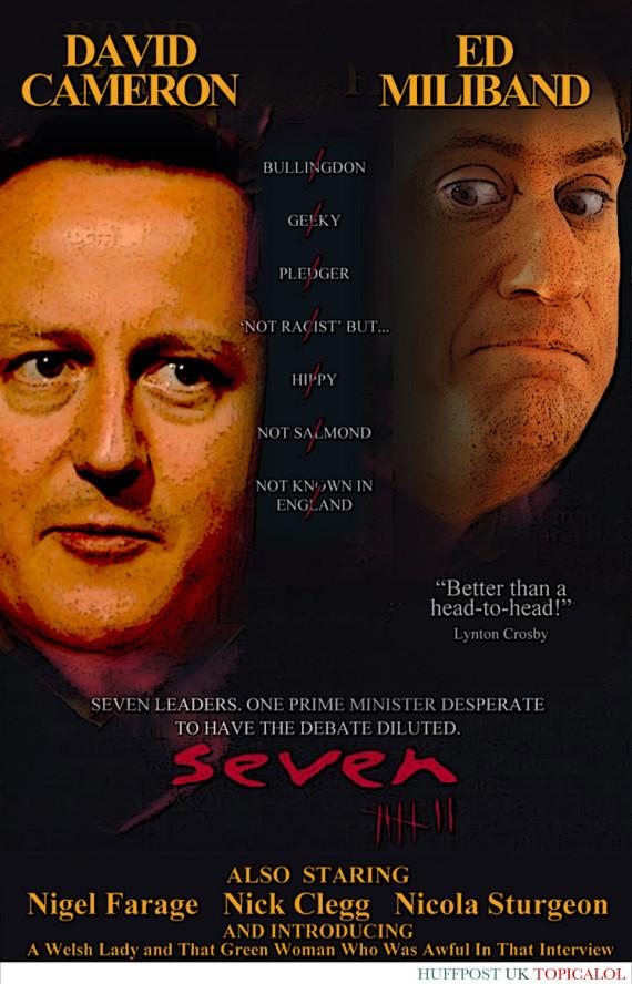 seven election tv debate