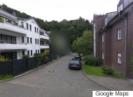 Mystery As Google Maps Blurs Out Home Belonging To Germanwings Pilot Andreas Lubitz