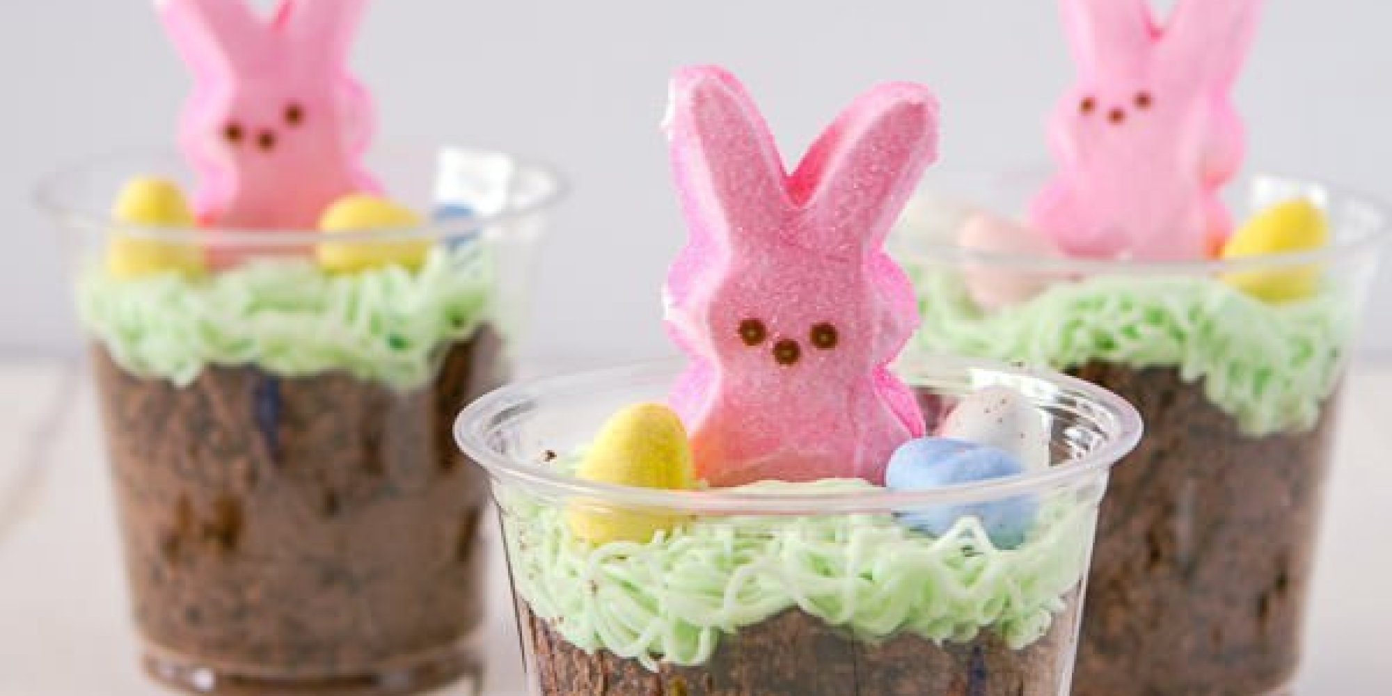 Bunny Dessert Recipes Are The Most Adorable Way To