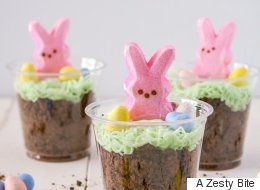 Easter's Most Adorable Bunny-Shaped Desserts