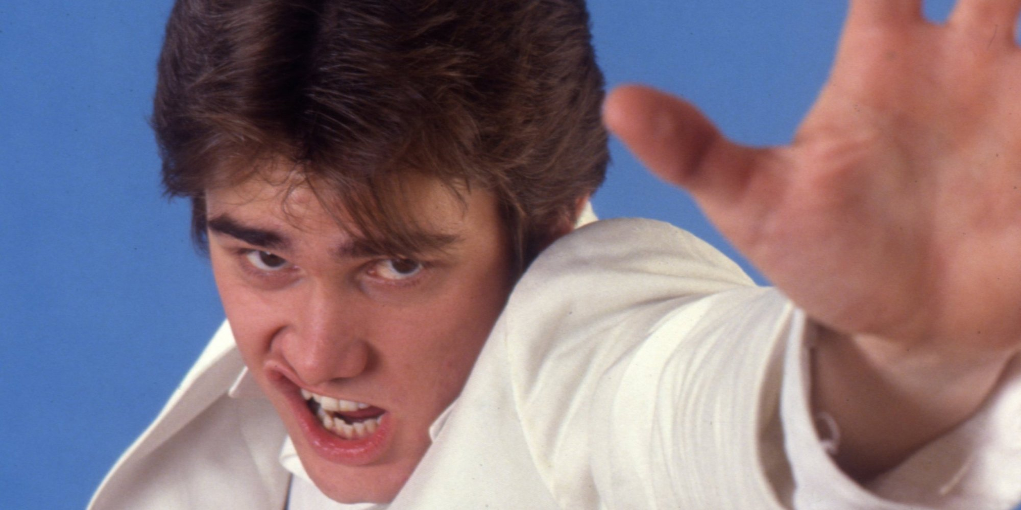 See Throwback Photos Of Jim Carrey's Spot-On Celebrity Impressions ... Jim Carrey
