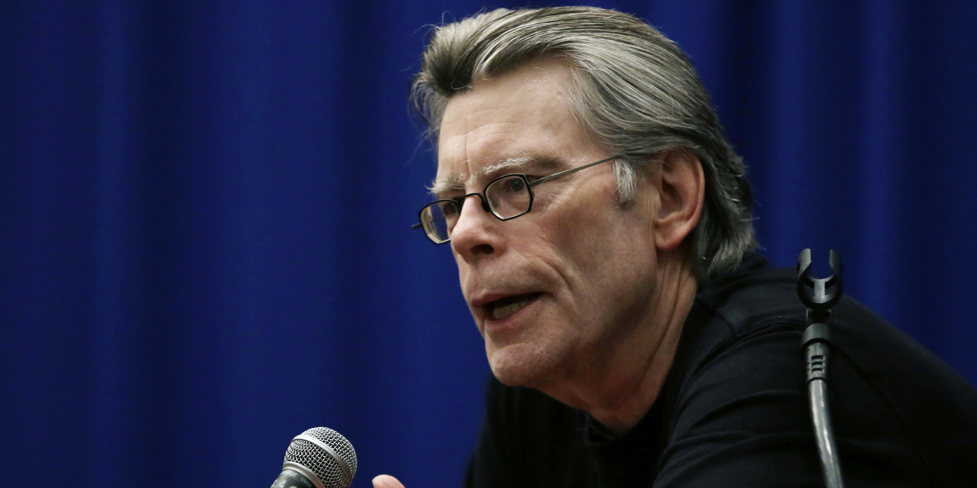a biography of the king of terror stephen edwin king Stephen edwin king is an american author of contemporary horror, supernatural fiction, suspense, science fiction, and fantasy update this biography » complete biography of stephen king ».