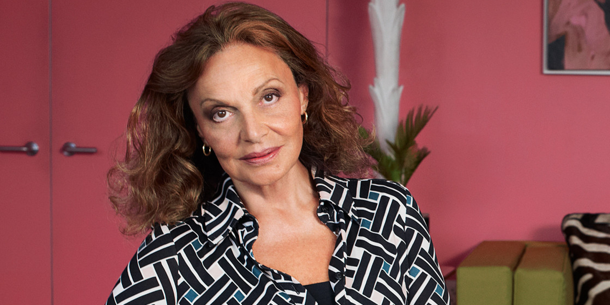 makers profile diane von furstenberg iconic fashion designer. Black Bedroom Furniture Sets. Home Design Ideas