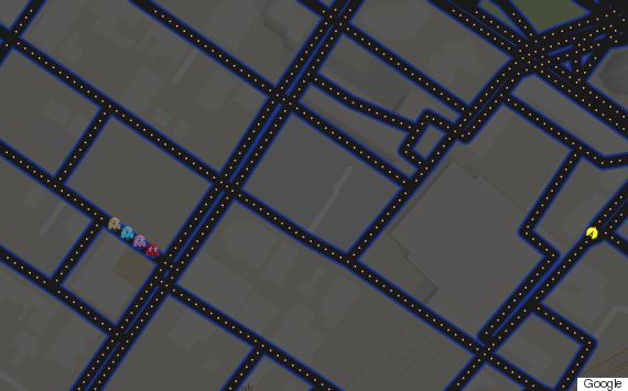 montreal pacman