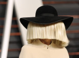 So Sia Hides Herself? So Do Daft Punk. The Only Difference Is She's A Woman