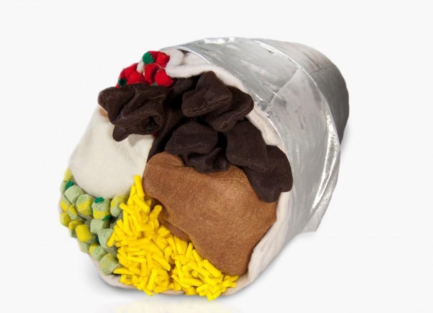 burrito pillow