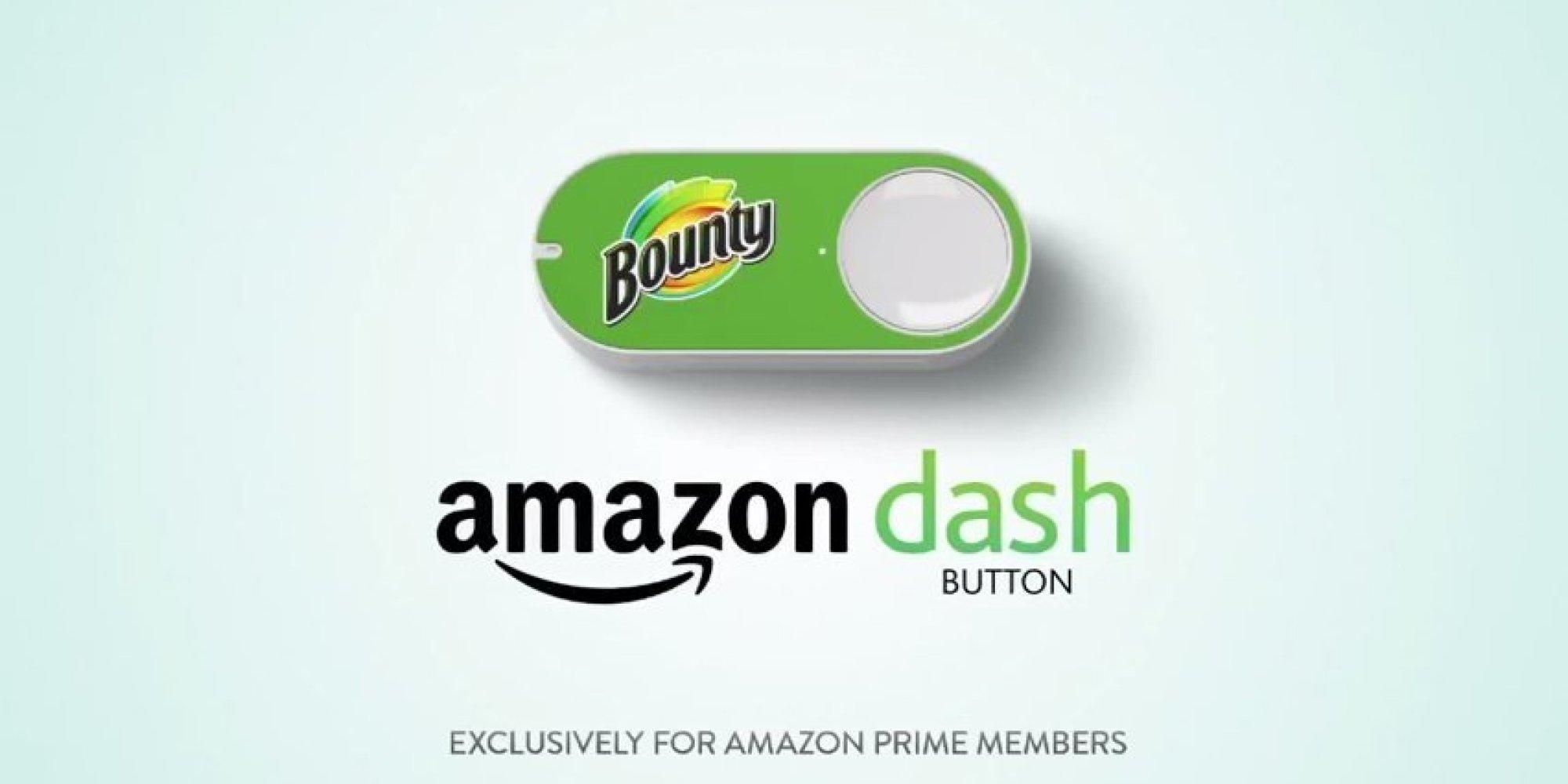 Amazon Dash Button Hack Español