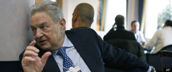 george soros. George Soros Dumps Nearly $800