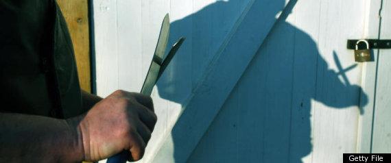 BUTCHER KNIFE