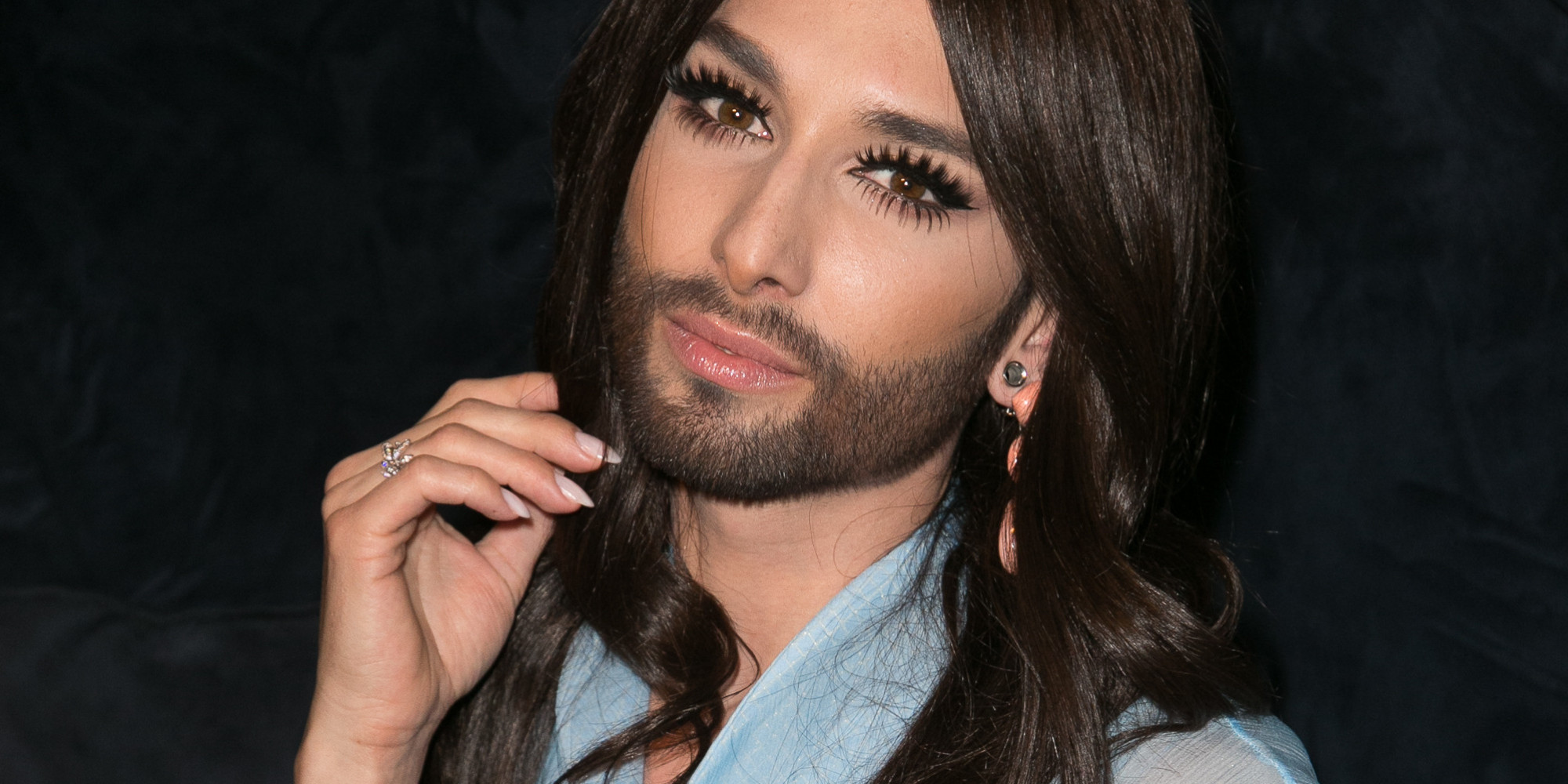 Eurovision' Winner Conchita Wurst Doesn't Feel She's Done Enough ...