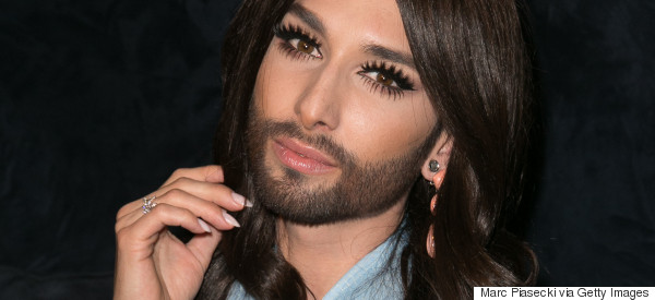 Conchita Wurst 'Not Comfortable' With Gay Icon Status