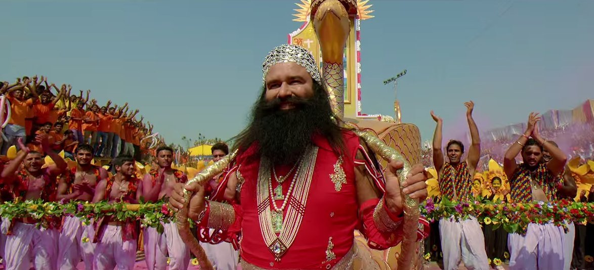 msg messenger of god