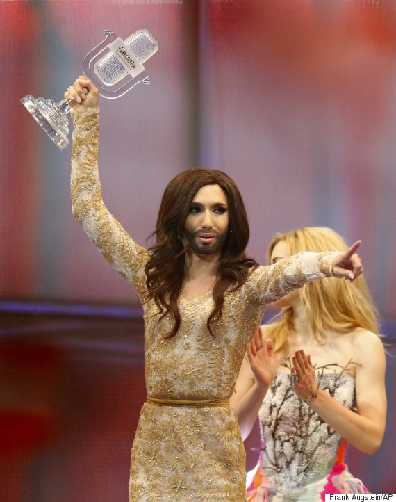 conchita wurst may 2014