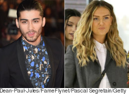Make Or Break Holiday? Zayn And Perrie Get Away From It All...