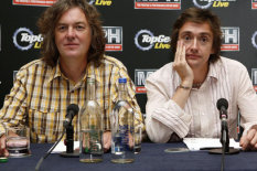 Richard Hammond and James May | Pic: PA