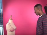 Men Hilariously Try To Unclasp Women's Bras, Are Semi-Successful