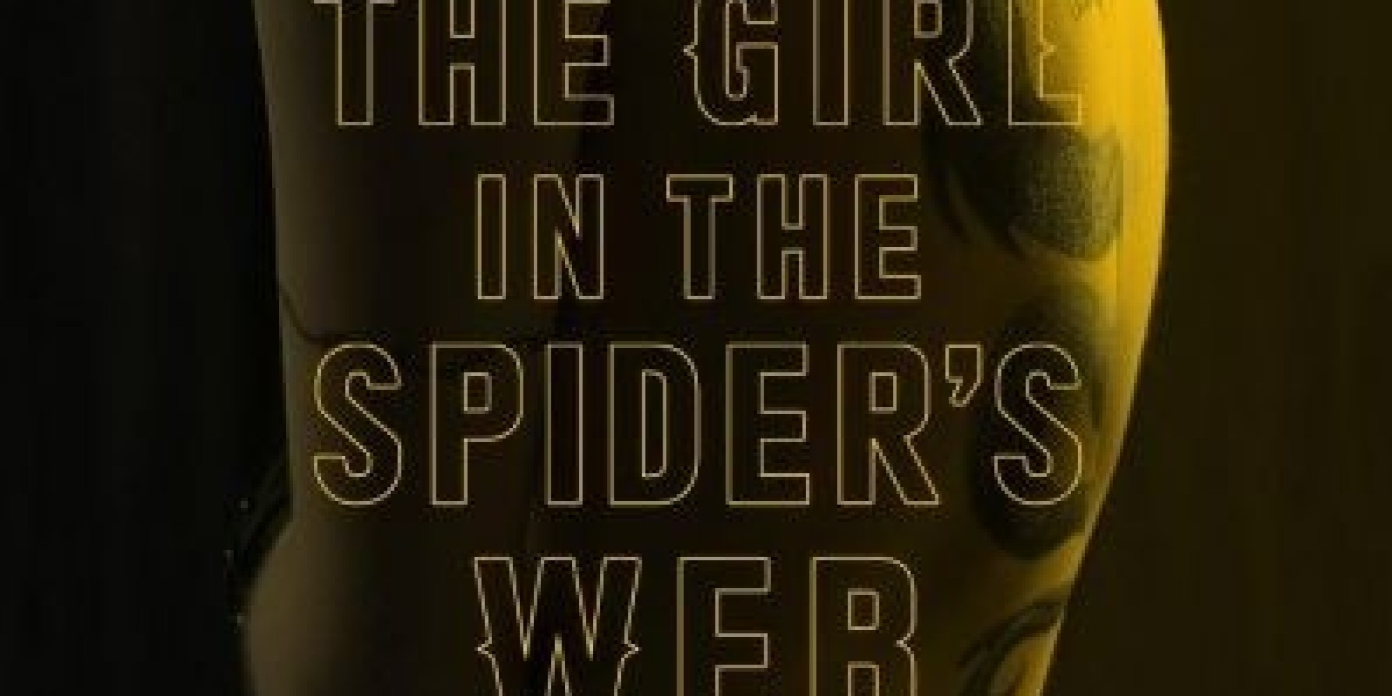 New dragon tattoo book 39 the girl in the spider 39 s web 39 to for Dragon tattoo book
