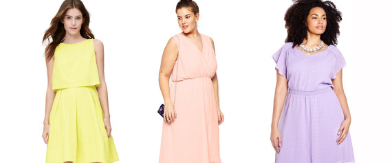 The Prettiest Easter Dresses For Girls And Women (PHOTOS)