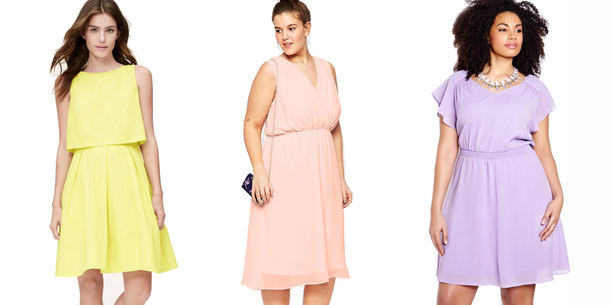 Women Easter Dresses