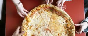ANTI GAY PIZZA