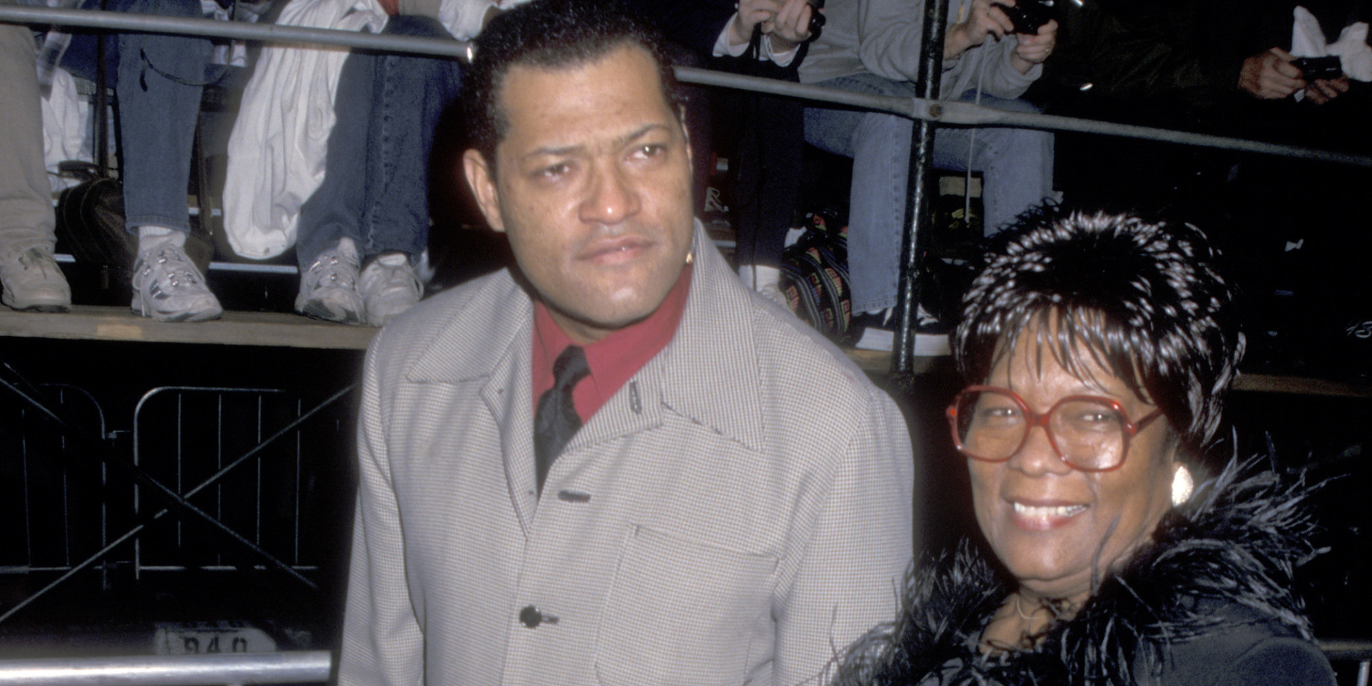 Laurence Fishburne S Mother Says She S Facing Eviction