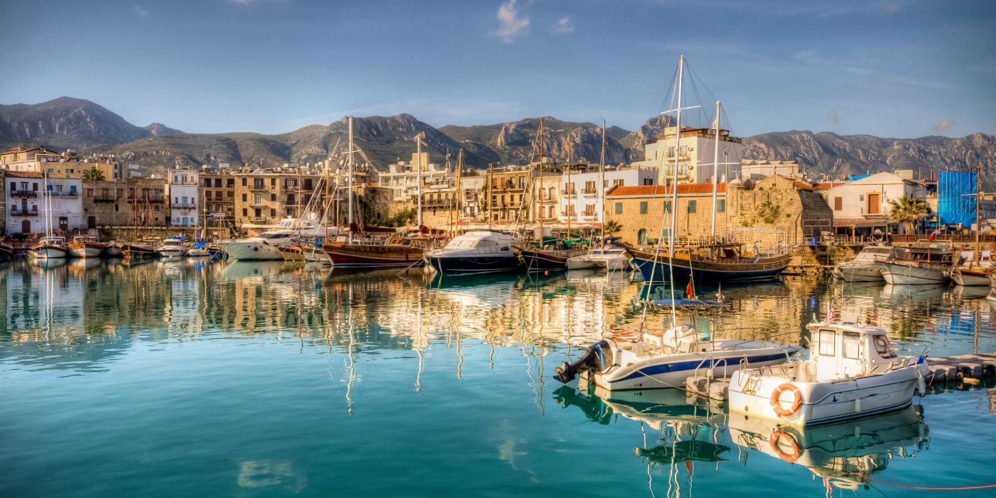 Cyprus - The Jewel of the Mediterranean