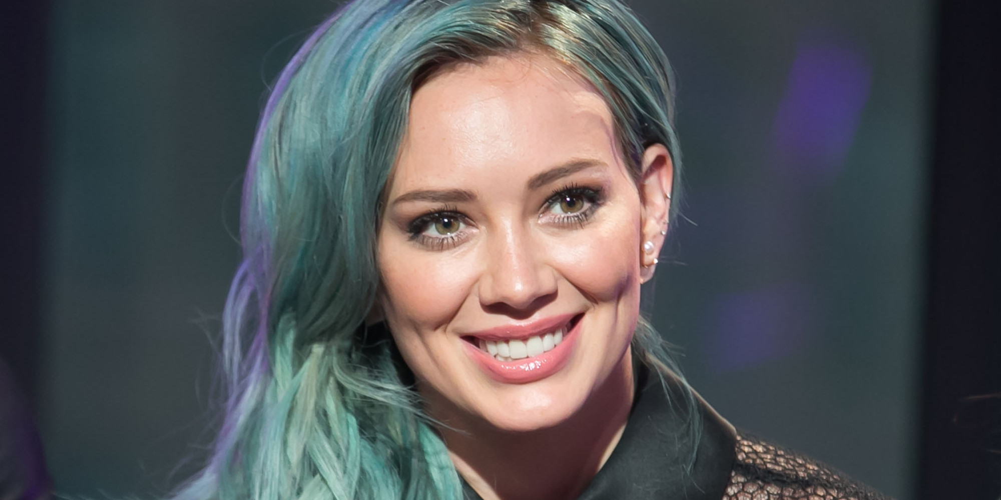 Hilary Duff Admits Brooklyn Might Have Influenced Her New Dye Job ...