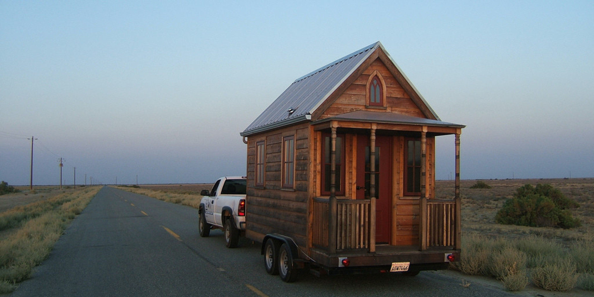 17 Tiny Dream Homes Under 200 Square Feet Huffpost