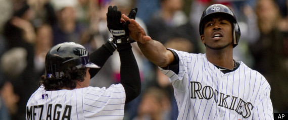 Rockies Beat Giants Sweep