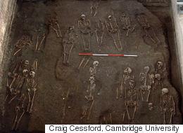 Vast Medieval Graveyard Discovered Beneath University Building