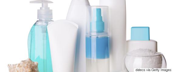 face wash set
