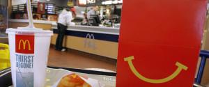 mcdonalds wages
