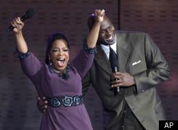 Michael Jordan Surprises Oprah