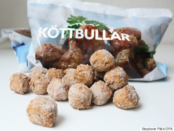 Ikea's New Vegetarian Swedish Meatballs Will Cut The Product's Carbon...