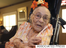 The World's Oldest Person Is Now An American
