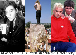 This Is What Glastonbury Looked Like In 1995