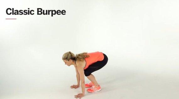 burpee 1